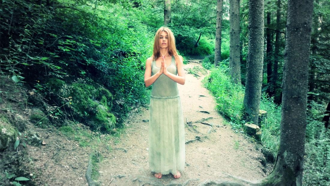 Namaste!